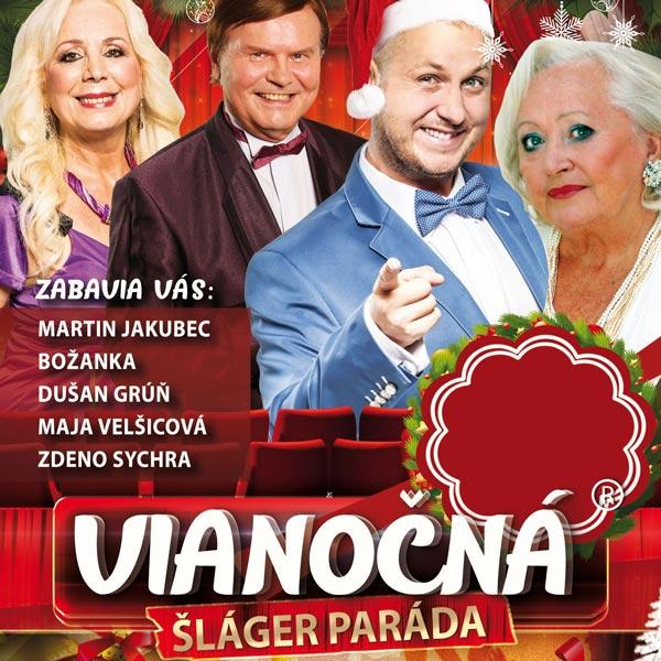 ŠLÁGER PARÁDA - gala koncert