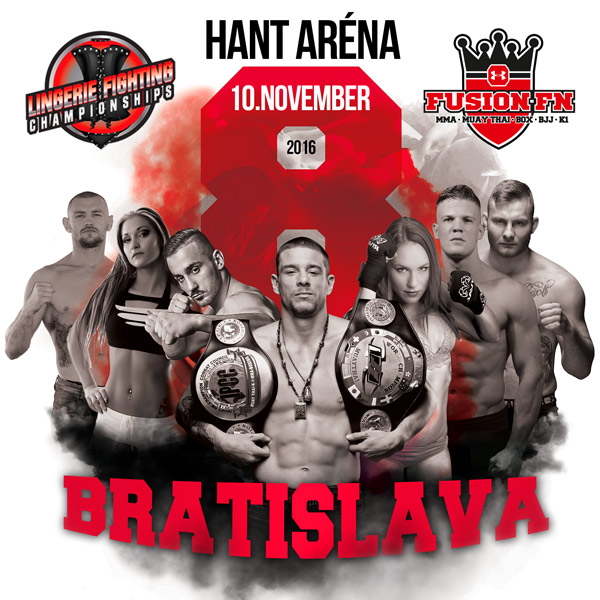 Fusion Fight Night 8 -  Bratislava
