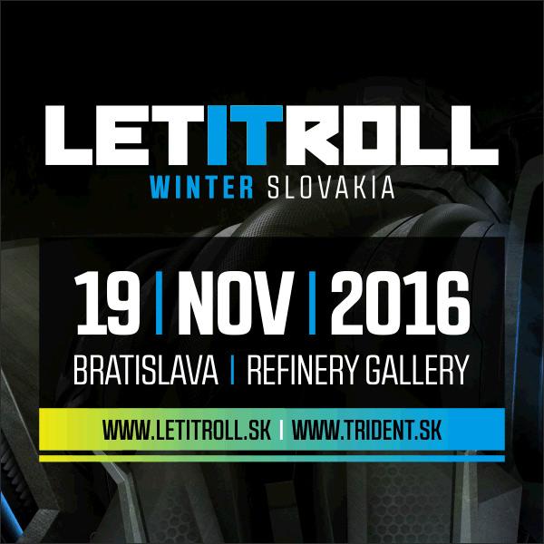 LET IT ROLL WINTER Slovakia 2016