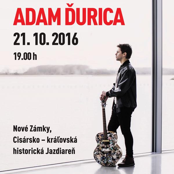 Adam Ďurica 2016