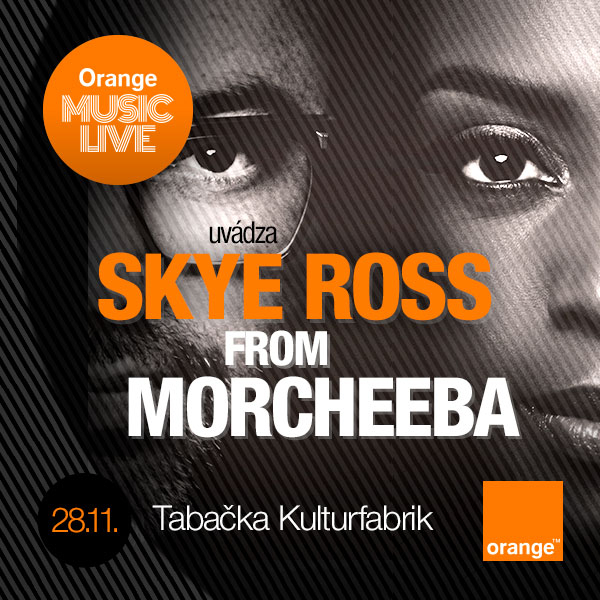 Orange Music Live: Skye & Ross from Morcheeba