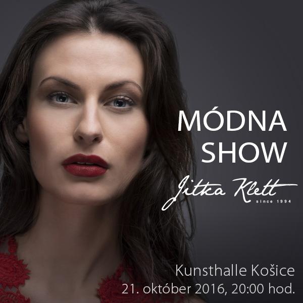 Módna show Jitka Klett