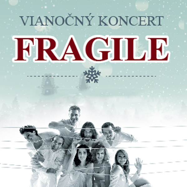Fragile Vianoce