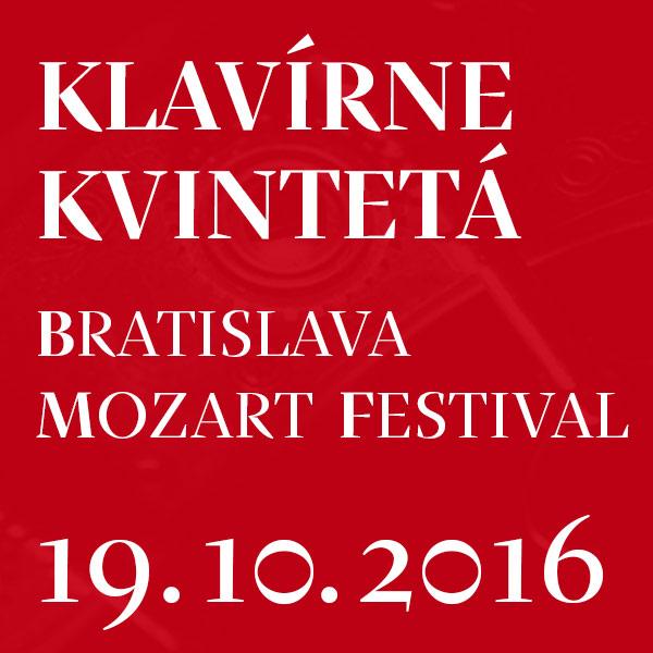 Klavírne kvintetá - Mozart & Beethoven