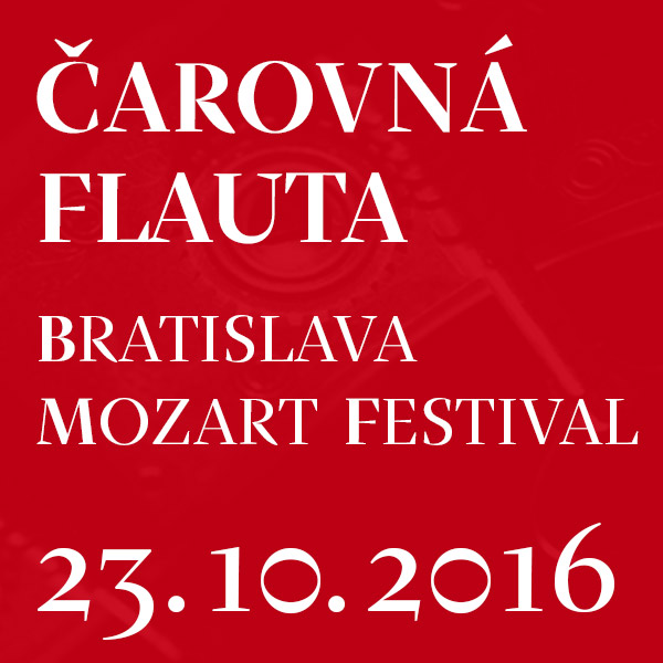 Mozart: Čarovná flauta