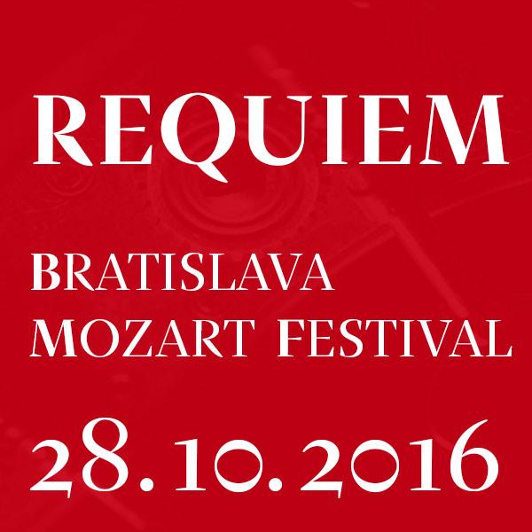 Mozart: REQUIEM 2016