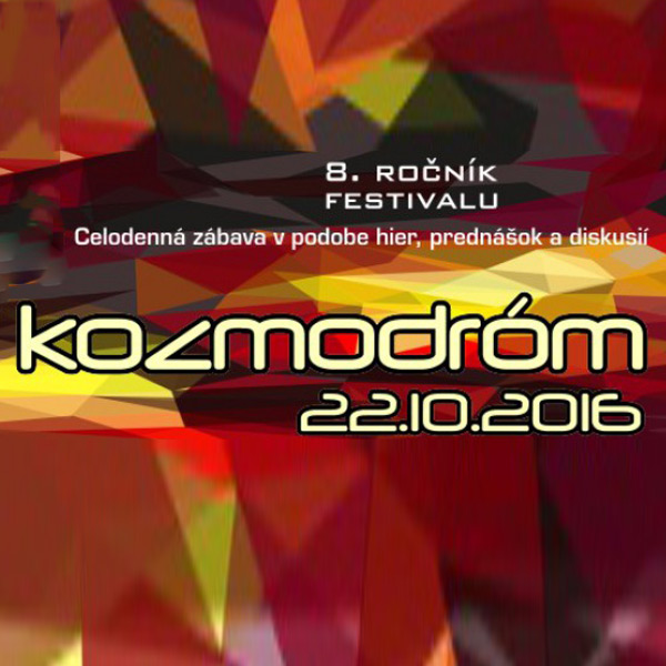 KOZMODRÓM 2016