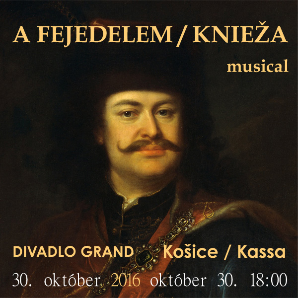 AFEJEDELEM – KNIEŽA, musical