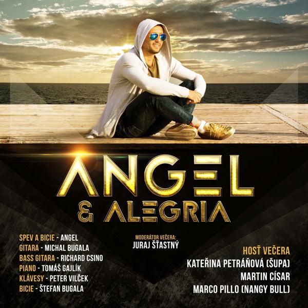 ANGEL & ALEGRIA - hudobno - tanečný koncert