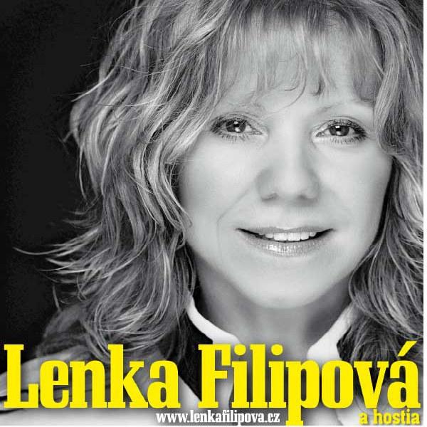 Lenka Filipová a hostia
