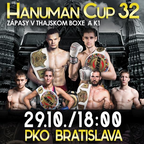 HANUMAN CUP 32