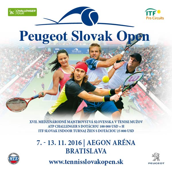 SLOVAK OPEN 2016