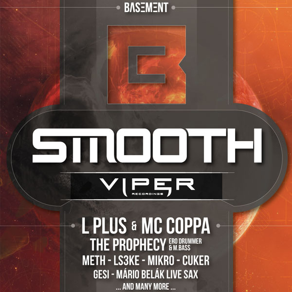 BASEMENT w/ Smooth, L Plus & Mc Coppa