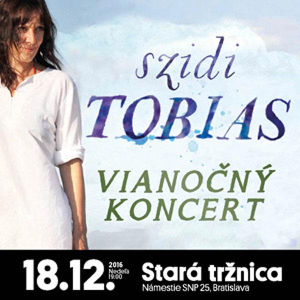 Szidi Tobias - Vianočný koncert