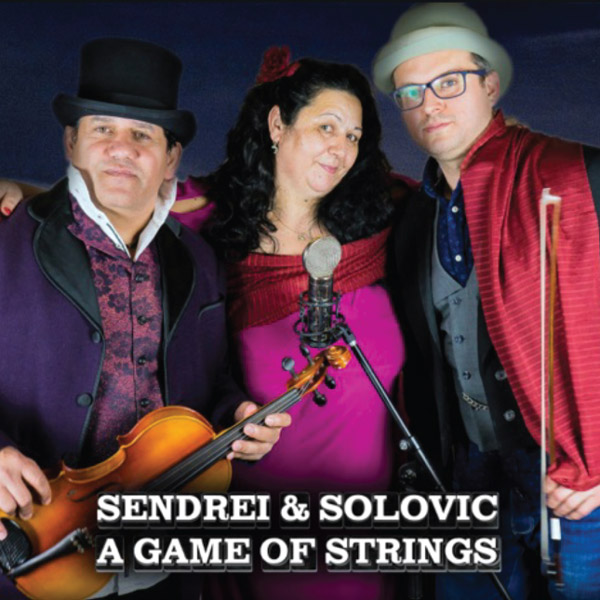 SENDREI & SOLOVIC - A GAME OF STRINGS