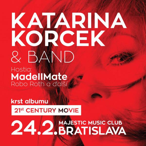 KATARINA KORCEK & band