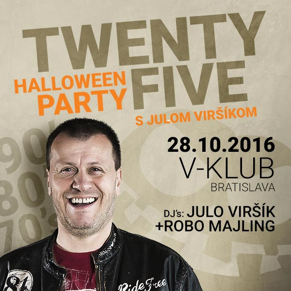 Twentyfive Expres Halloween Party
