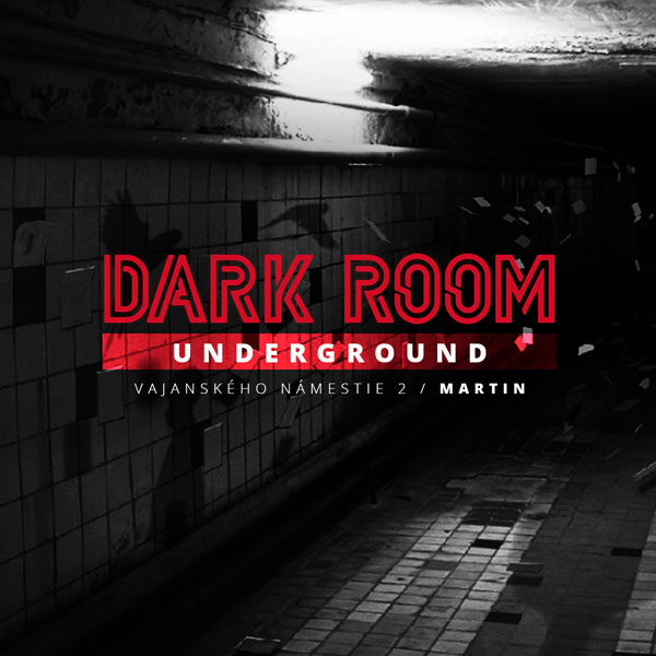 DARK ROOM /UNDERGROUND EDITION