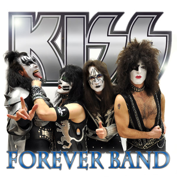 KISS Forever Band - Tour 2016