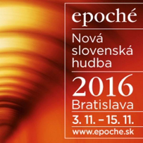 Epoché - Nová slovenská hudba