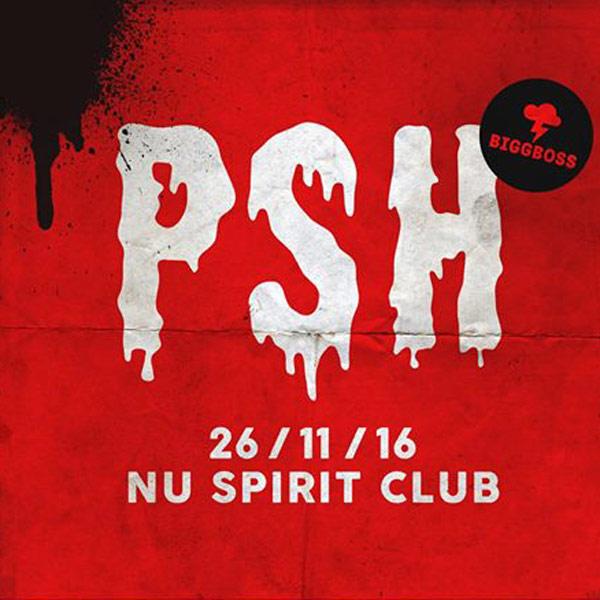 PSH live
