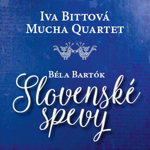 Iva Bittová a Mucha quartet: Béla Bartók ...