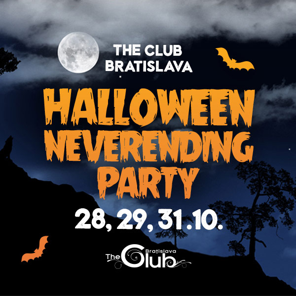 HALLOWEEN NEVERENDING PARTY