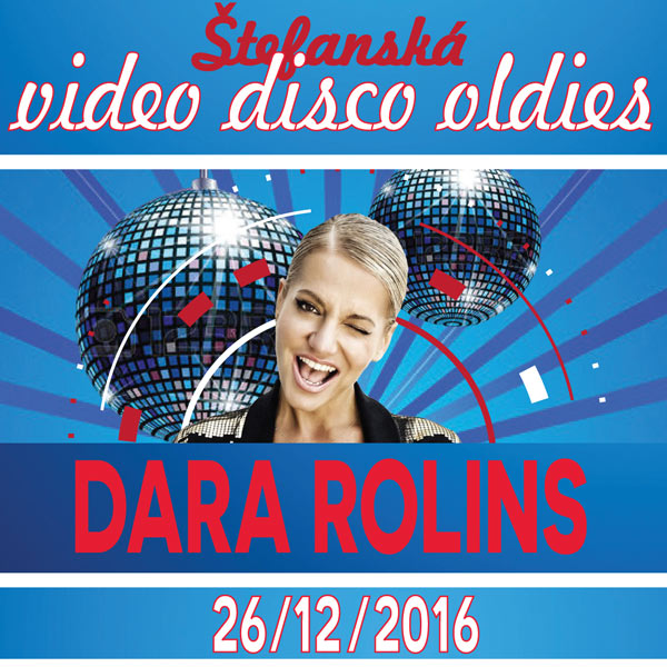 Štefanská video disco oldies - DARA ROLINS