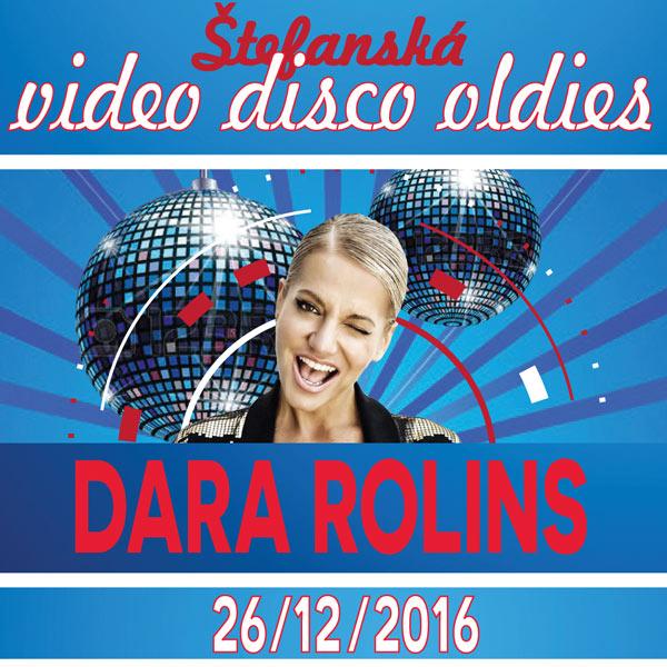 Štefanská video disco oldies - DARA ROLINS