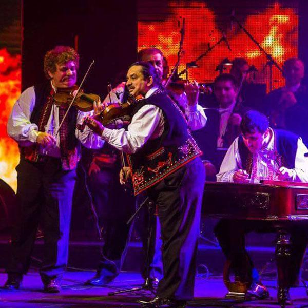Orchester Jána Berkyho Mrenicu