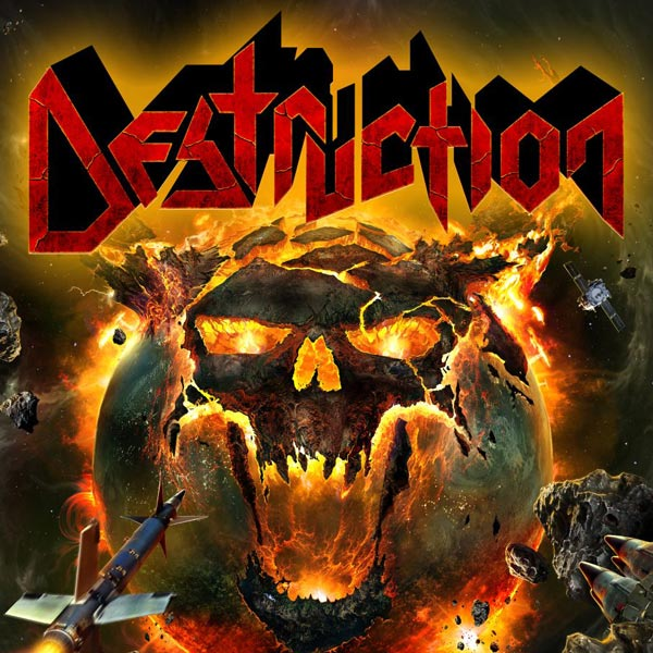 DESTRUCTION - EUROPE UNDER ATTACK 2016/2017