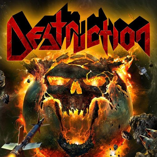 DESTRUCTION - EUROPE UNDER ATTACK 2016/2017