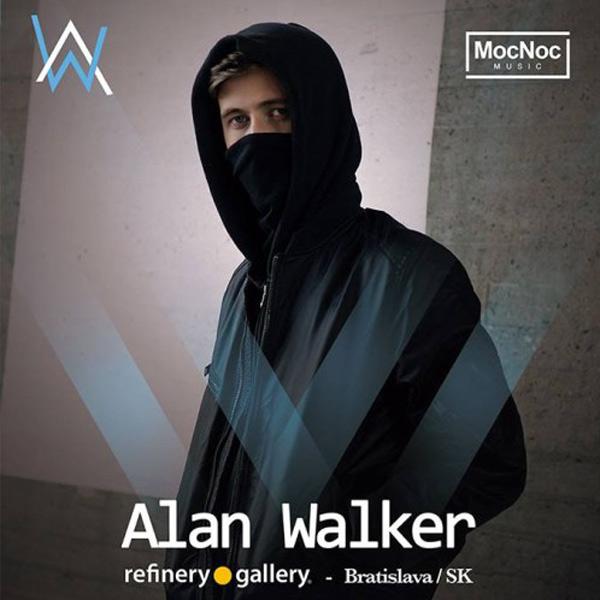 ALAN WALKER LIVE