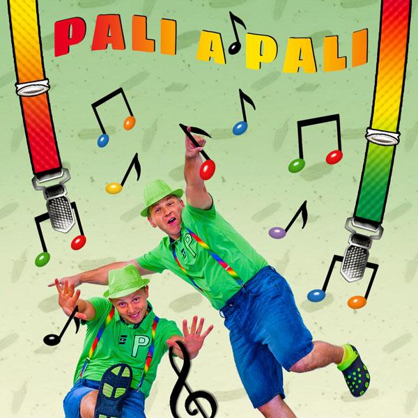 Benefičný koncert Pali aPali pre deti