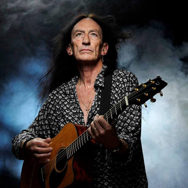 Ken Hensley a OUR PROPAGANDA BAND
