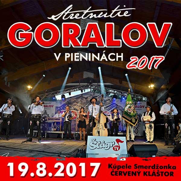 STRETNUTIE GORALOV V PIENINÁCH 2017