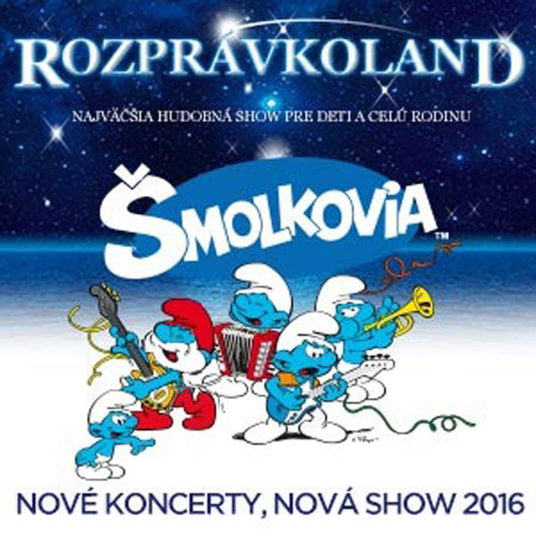 ROZPRÁVKOLAND 2017, ŠMOLKOVIA SÚ SPÄŤ