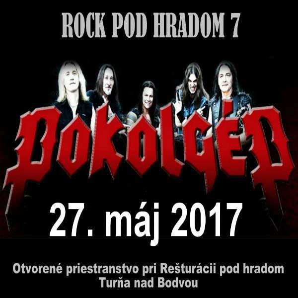 ROCK POD HRADOM 7 ( POKOLGÉP, RAVENCLAW )