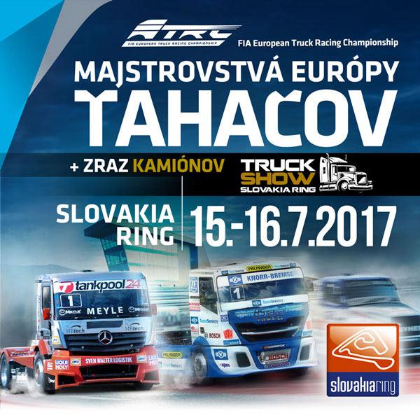 FIA ETRC + TRUCK SHOW