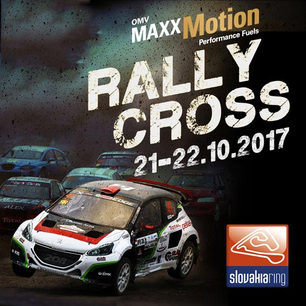 FIA CEZ OMV MaxxMotion Rallycross