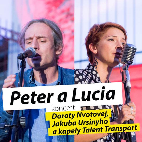 Koncert Peter a Lucia - D. Nvotová, J. Ursiny ...