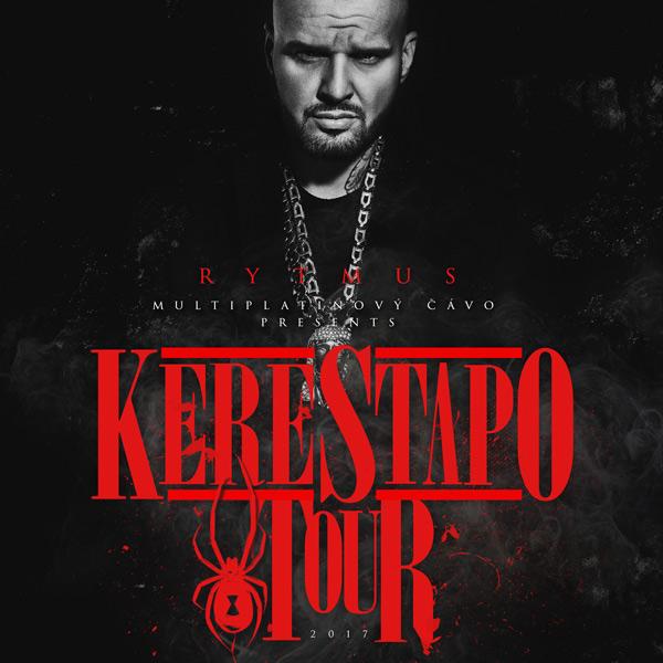RYTMUS - KERESTAPO TOUR 2017