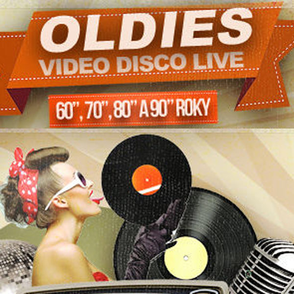 Oldies Video Disco live