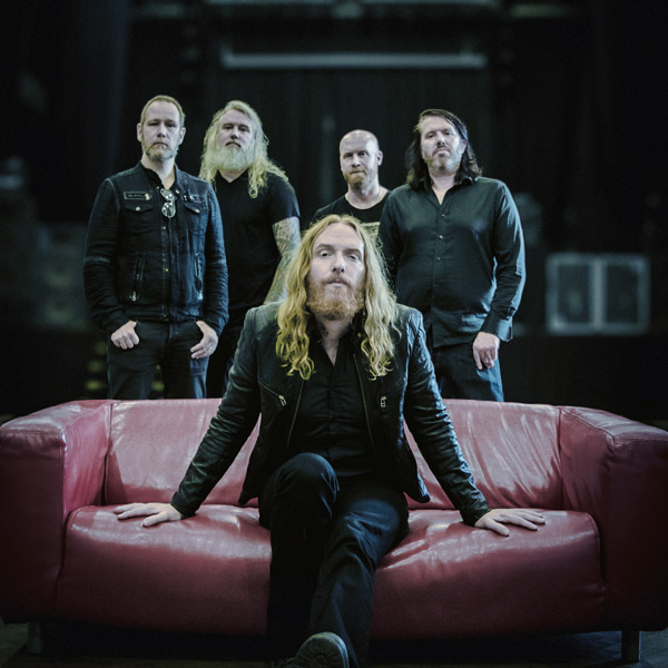 Dark Tranquility (SWE), Nailed To Obscurity (GER)