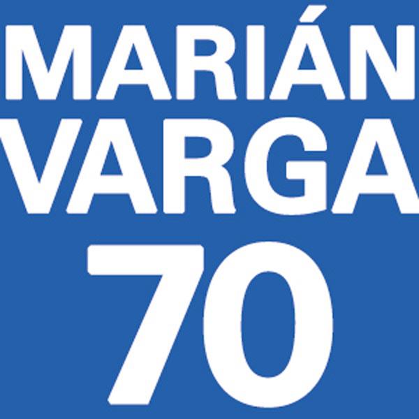 MARIÁN VARGA 70