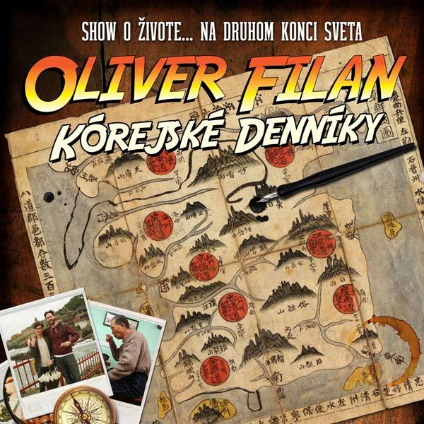 OLIVER FILAN - KÓREJSKÉ DENNÍKY