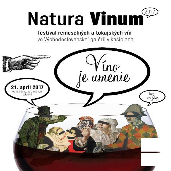 Natura Vinum 2017 – festival vín