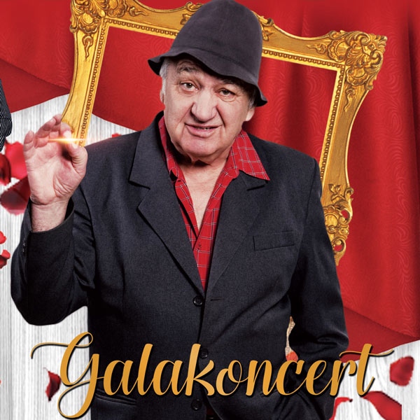 ANDER Z KOŠÍC – GALAKONCERT