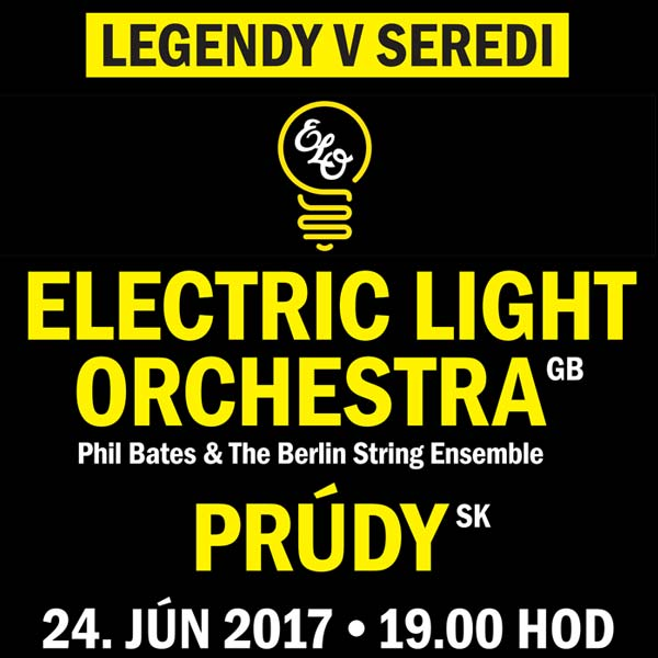 ELO & PRÚDY legendy v Seredi