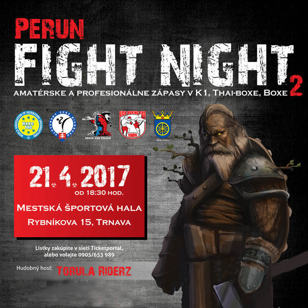 PERÚN FIGHT NIGHT II